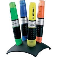 STABILO HIGHLIGHTERSET 4 STUKS