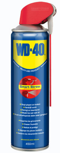 WD-40 SPUITBUS SMART 450 ML.