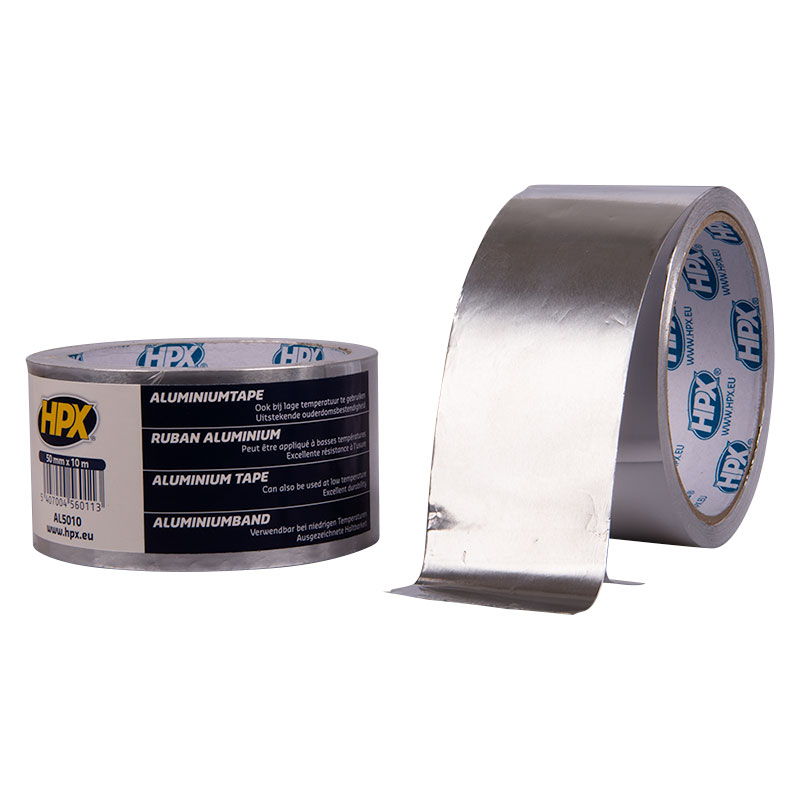 ALUMINIUM TAPE 50 mm. x 50 mtr.