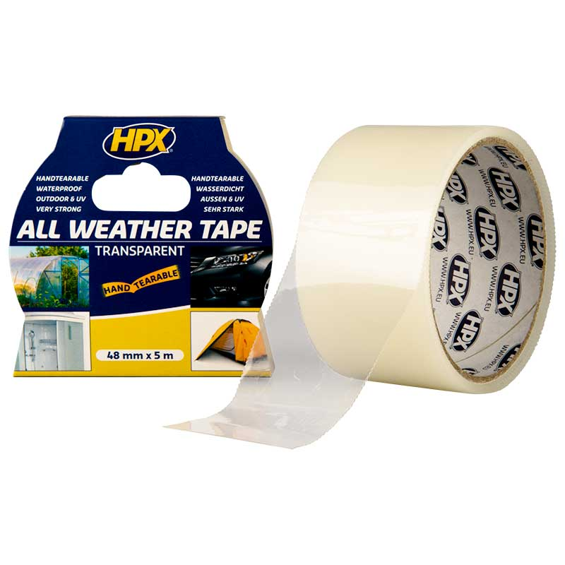 ALL WHEATER TAPE 48 mm. x 5 mtr.