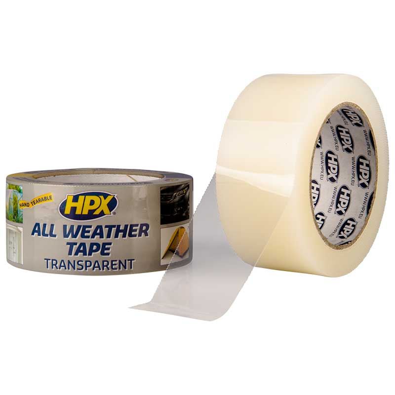 ALL WHEATER TAPE 48 mm. x 25 mtr.