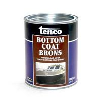TENCO BOTTOM COAT BRONS/1 LTR.