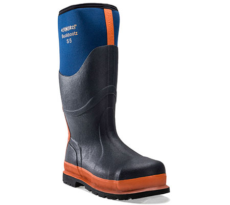 BUCK BOOTS SAFETY S5 MT.40