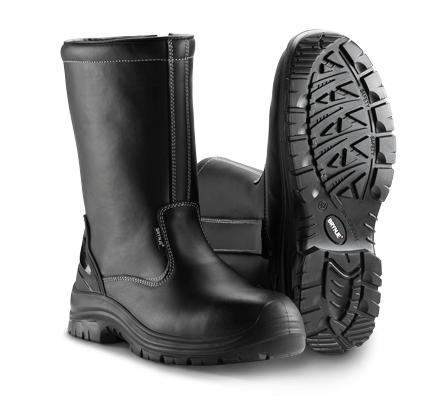LAARZEN ULTRA BOOT MT. 41 ZWART